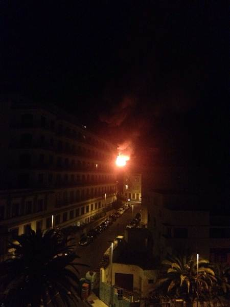 incendio en Los Lavaderos 1