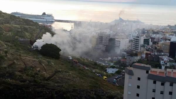 incendio en Los Lavaderos 2