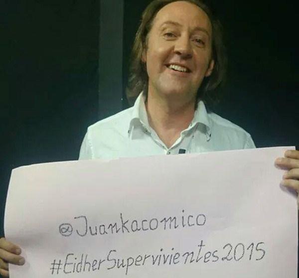 El humorista tinerfeño Juanka. / DA