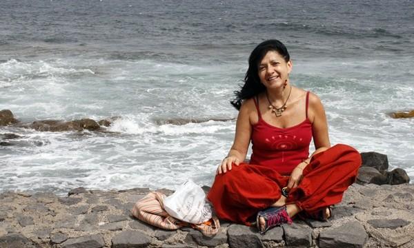 """Matilde Cánepa: """"El arte es un puente para conectar mi mundo interior con el exterior"""""""