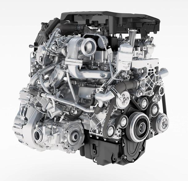 Motor Ingenium diésel de Land Rover. | DA
