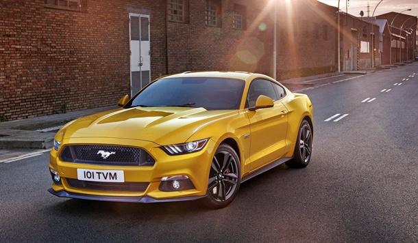 El Ford Mustang estará a la venta en Europa por primera vez en los 50 años de historia del modelo. | DA