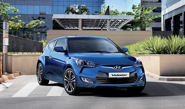 Nuevo Hyundai Veloster. | DA