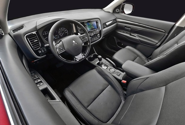 nuevo Mitsubishi Outlander 2