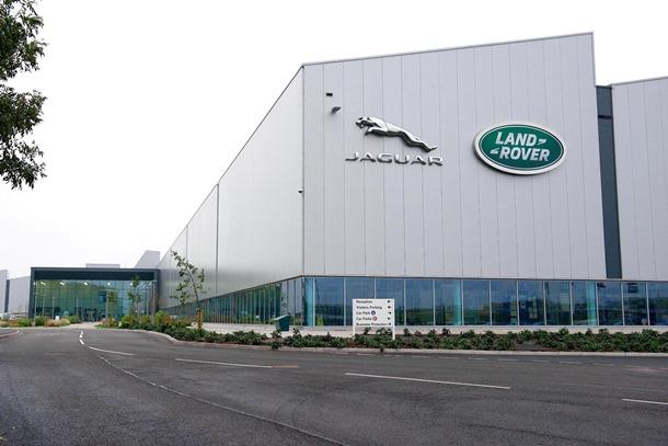 Sede de Land Rover y Jaguar. | DA