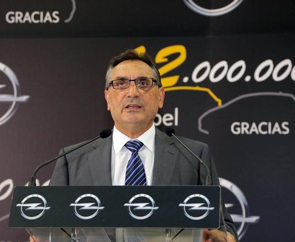 Antonio Cobo Director General GM España. | DA