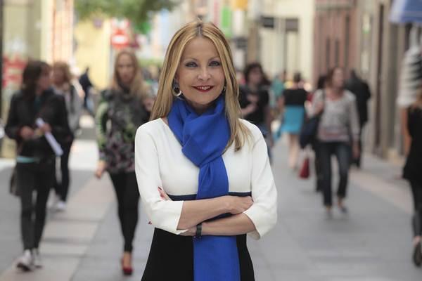 Australia Navarro, candidata del PP.   DA