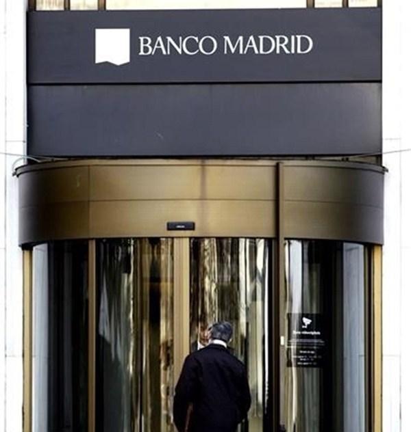 La entidad financiera fue intervenida el pasado marzo. / EUROPA PRESS
