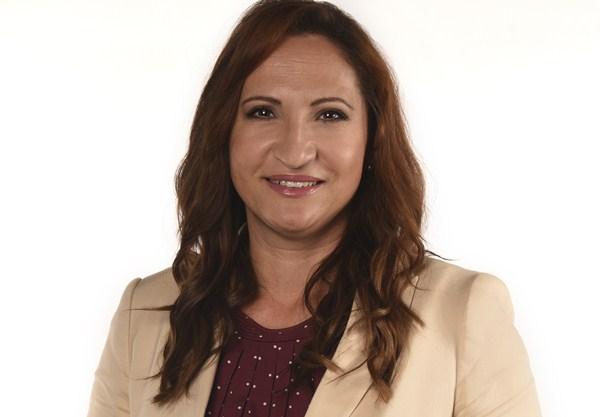 Nazaret Díaz, candidata a la Alcaldía de Candelaria. / da