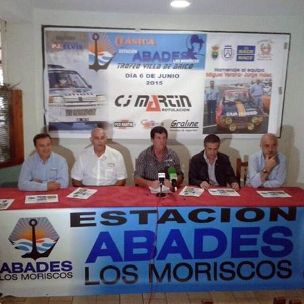 Clásica Estación PCAN Abades Los Moriscos