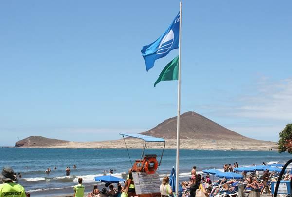 La playa de El Médano está considerada una de las mejores de Tenerife. | DA