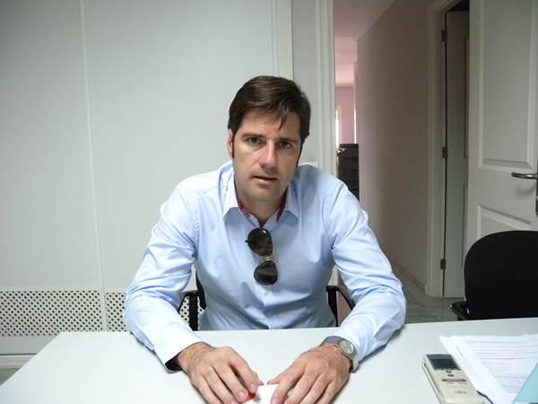 Emilio Navarro (PP). | DA