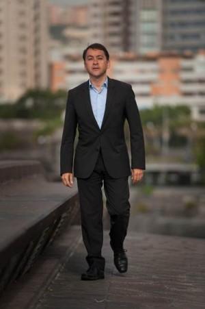 José Manuel Bermúdez. | F. P.