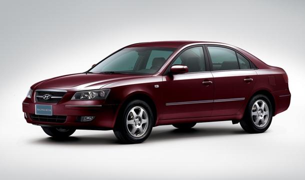 Hyundai Sonata 2004. | DA