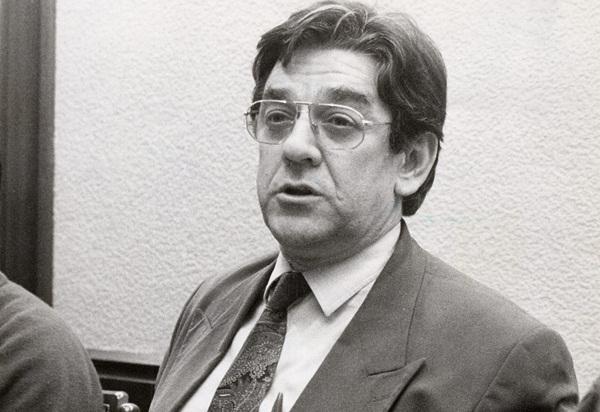 En febrero de 1996, Javier Pérez, por entonces presidente del CD Tenerife, manifestaba que el club trabajaba en la compra de unos terrenos para la construcción de una ciudad deportiva. / DA