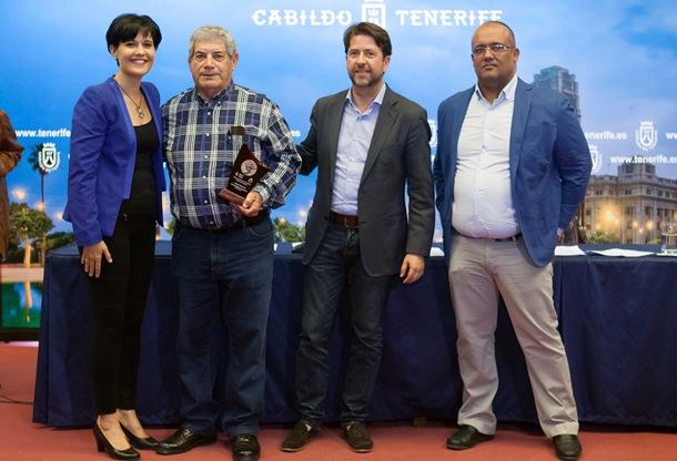 Premio Leyenda Deportiva Roberto Martín 'el Mocho'
