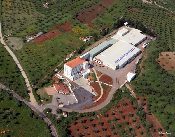 Su sede de Extremadura es una ampliación del centro de Canarias. / DA