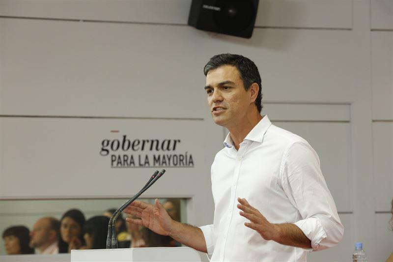 Pedro Sánchez . | EP