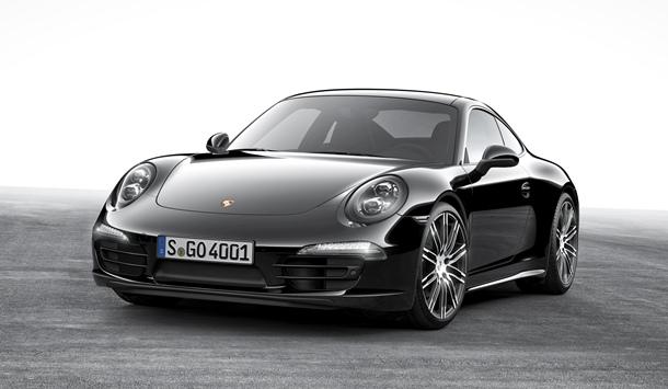 Porsche 911 Carrera Black Edition. | DA