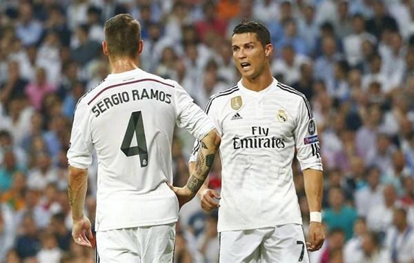 Real Madrid. / REUTERS