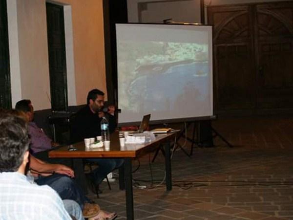 Presentación del proyecto de Las Aguas. / DA