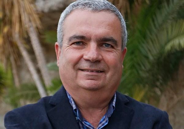 Arturo González, candidato de CC  a la Alcaldía de  San Miguel de Abona. / DA