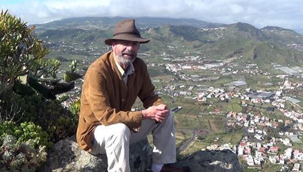 El candidato de XTF-NC, Santiago Pérez. / DA
