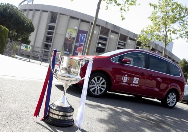 El Tour SEAT de la Copa de Rey viajará a Bilbao y Barcelona. | DA