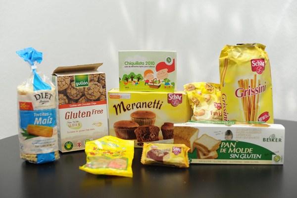 Cada vez hay más productos sin gluten, pero no todos los supermercados de la provincia los venden. / DA
