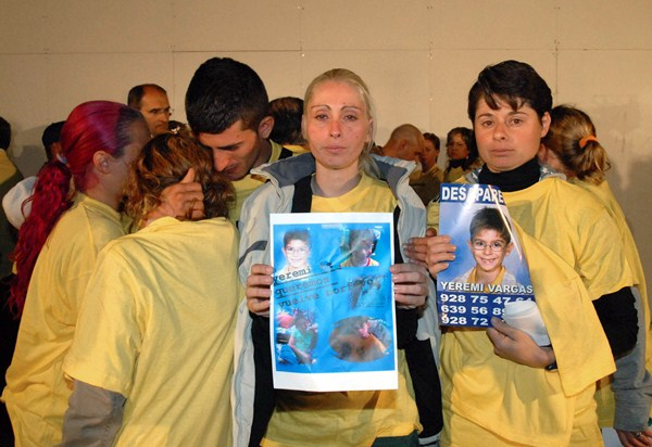 Mañana se celebra el Día Internacional de los Niños Desaparecidos, como el canario Yéremi Vargas. / DA