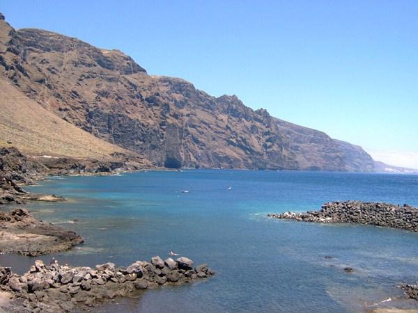 La punta de Teno es una de las zonas de mayor diversidad de flora y fauna marina del Archipiélago. / DA