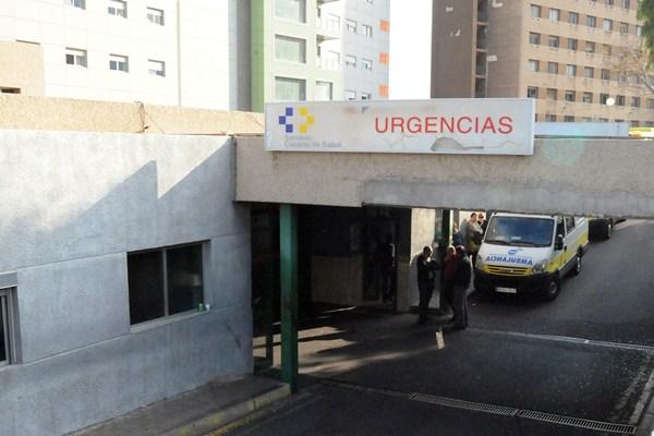 La medida busca aliviar las urgencias del Hospital Universitario y de La Candelaria . / J. G.