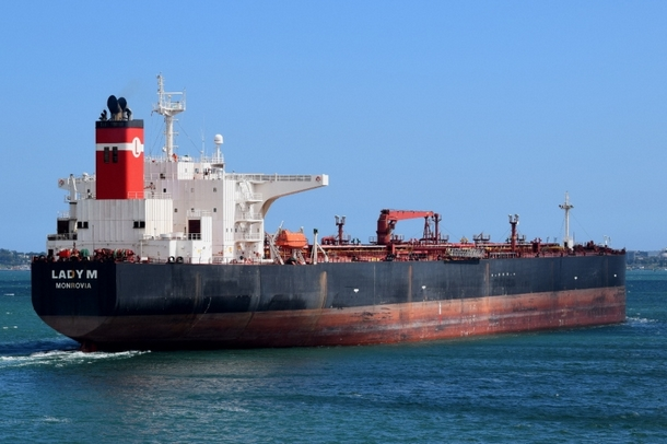 Los inspectores de Marina Mercante analizarán el estado del barco antes de su entrada en el puerto . / FOTO: SHIPSPOTTING.COM
