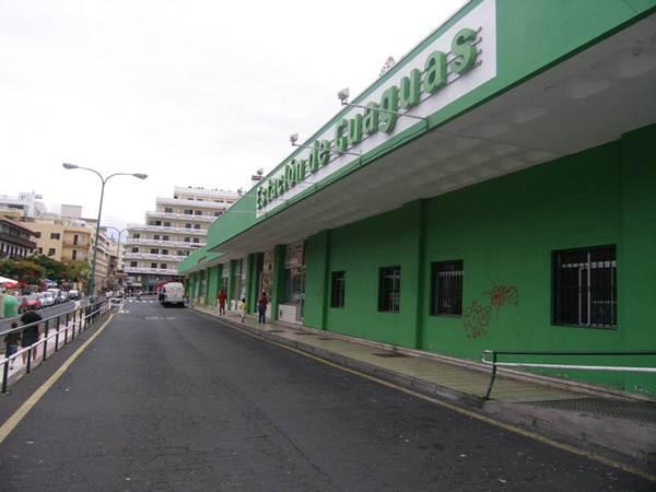 El inmueble que albergaba la estación se convertirá en un complejo de ocio y locales comerciales. | DA