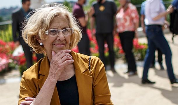 Manuela Carmena y la responsabilidad del cambio