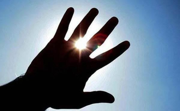 Las autoridades aconsejan el uso de las gafas de sol. | DA