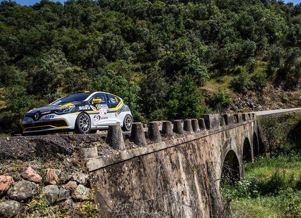 El Renault Clio R3T debutó en España.   DA
