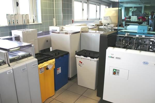 Todos los servicios de los hospitales públicos del Archipiélago aplican similares planes de gestión de residuos. | DA