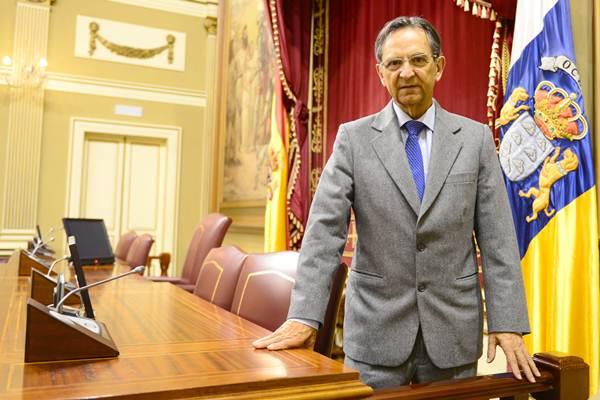 Antonio Castro es perito agrícola y consejero histórico de Agricultura. | S. M.