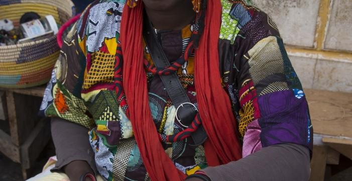 La mujer en la sociedad africana
