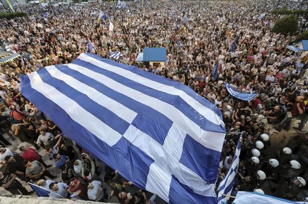Grecia, capital de país, es el epicentro de las protestas que se llevan a cabo en Grecia| REUTERS