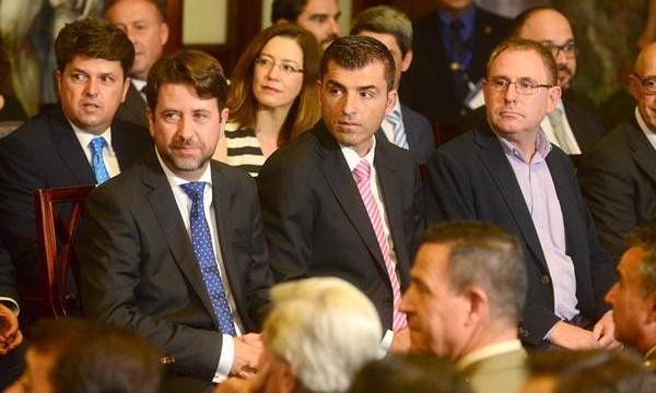 Carlos Alonso pretende asumir el área de Carreteras en el Cabildo