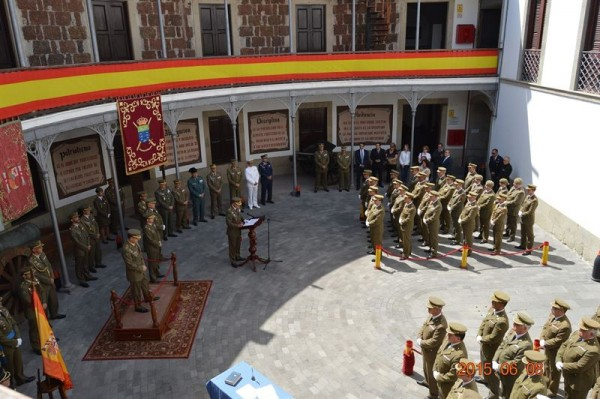 El general José Luis Sánchez Martínez-Falero toma posesión del Mando de la Quinta Subinspección General del Ejército. | EP