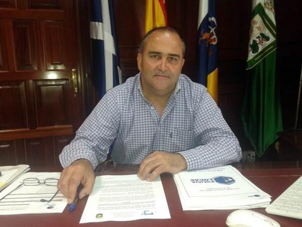 Escolástico Gil Hernández. | DA
