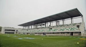 La Ciudad Deportiva Luis Del Sol acogerá el encuentro decisivo por el asalto a Primera. / REAL BETIS BALOMPIÉ