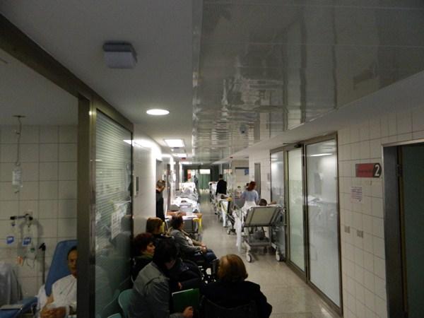 Las personas con menos recursos tienen más posibilidades de padecer enfermedades en el futuro. / DA