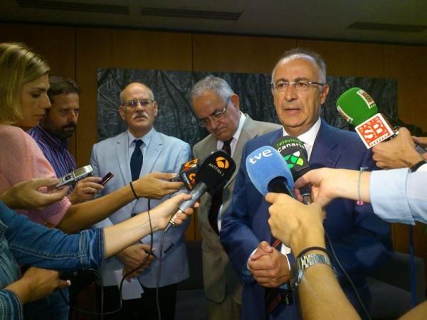 Francisco Hernández Spínola.   EP