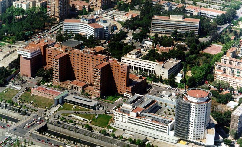 Hospital Vall d'Hebron de Barcelona donde estaba ingresado el niño. | EP