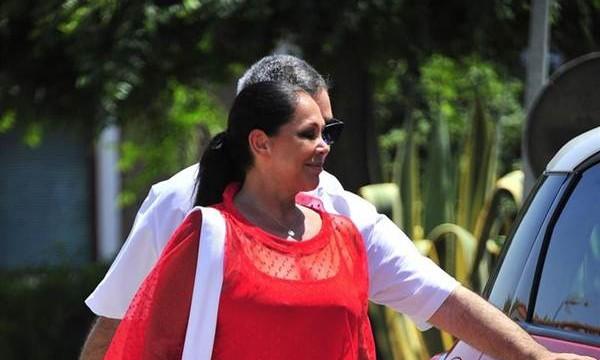 Isabel Pantoja sale de la cárcel para su primer permiso de cuatro días