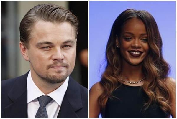 Imágenes de archivo de Leo y Rihanna. | REUTERS